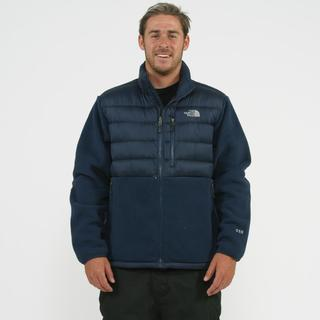 The North Face Men's 'Denali' Deep Water Blue Down Jacket