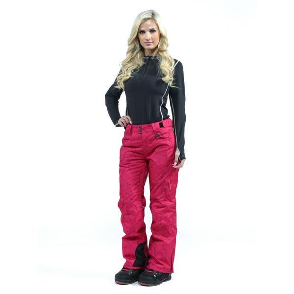 Marker Women's 'Inspiration' Pink Snowboard Pants