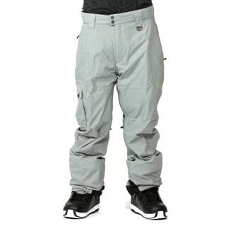 Marker Men's 'Pop' Grey Cargo Shell Snowboard Pants