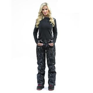 Marker Women's 'Inspiration' Black Snowboard Pants