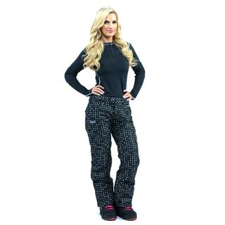 Marker Women's 'Morning Star' Black Insulated Snowboard Pants