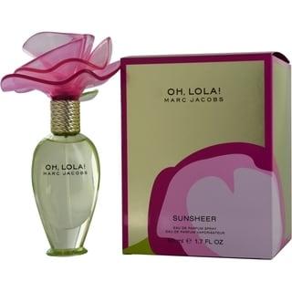 Marc Jacobs Oh Lola! Sunsheer Women's 1.7-ounce Eau de Parfum Spray