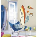 Surfs Up Dry Erase Peel and Stick Giant Wall Decals