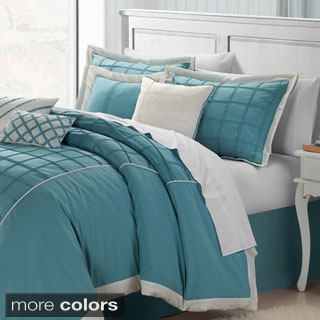 Rhodes 8-piece Embroidered Comforter Set