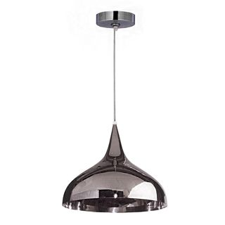 Ulm 1-light Polished Nickel Pendant