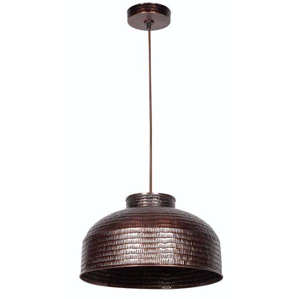 Sugarite Copper 1-light Pendant