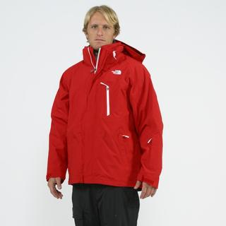 The North Face Men's 3-in-1 'Headwall' Red Tri-climate Jacket