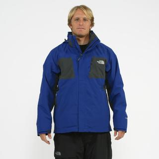 The North Face Men's 3 in 1 'Libre' Deep Water Blue/ Ether Grey Triclimate Jacket