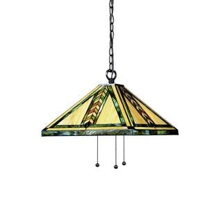 Z-Lite 3-light Chestnut Bronze Pendant