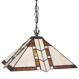 Z-Lite 1-light Multicolored Pendant