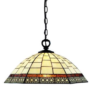 Z-Lite 1-light Contemporary Art Glass Pendant