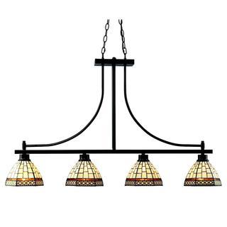 Z-lite 4 Light Island Light