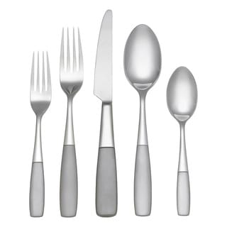 Reed and Barton Colton 45-piece Satin Flatware Set