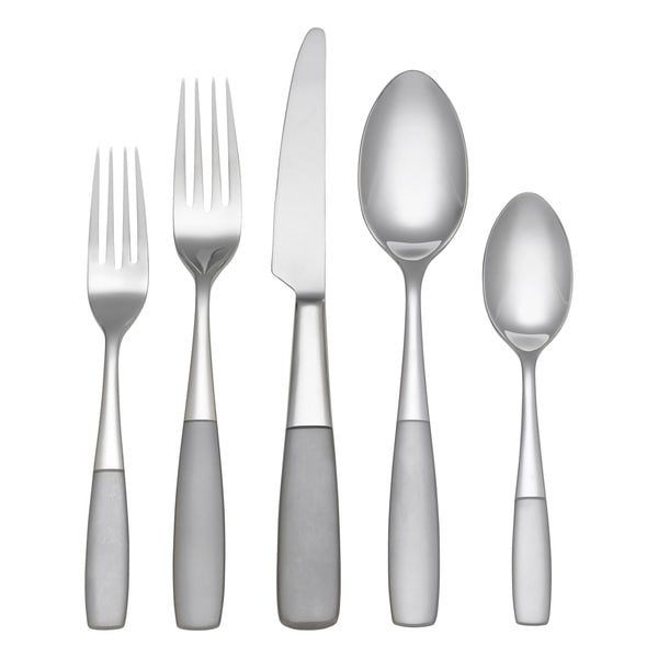 Reed & Barton Colton 45-piece Satin Flatware Set
