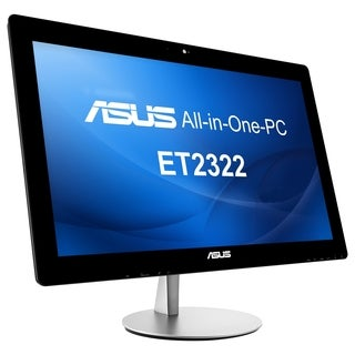 Asus ET2322INTH-04 All-in-One Computer - Intel Core i7 - Desktop - Bl