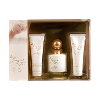 Jessica Simpson 'Fancy Love' Women's 3-piece Gift Set