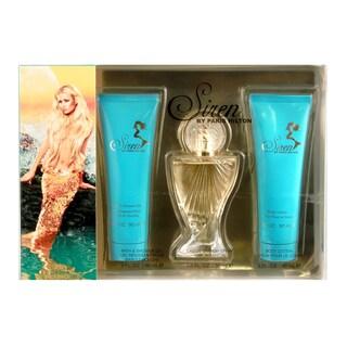 Paris Hilton Siren Women's 3-piece Gift Set