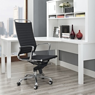 Tempo Black Highback Office Chair