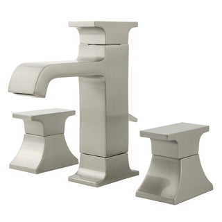 Fontaine Teodoro Brushed Nickel Widespread Bathroom Faucet