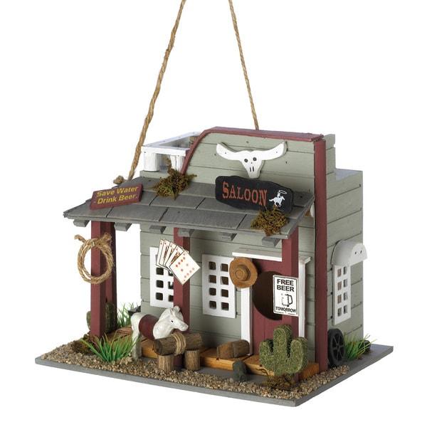 Wild Horse Saloon Birdhouse