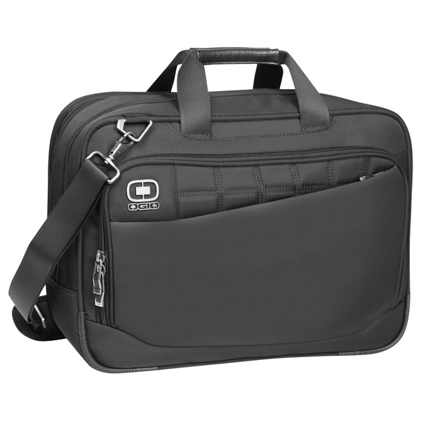 OGIO Black Instinct 17-inch Laptop Messenger Bag
