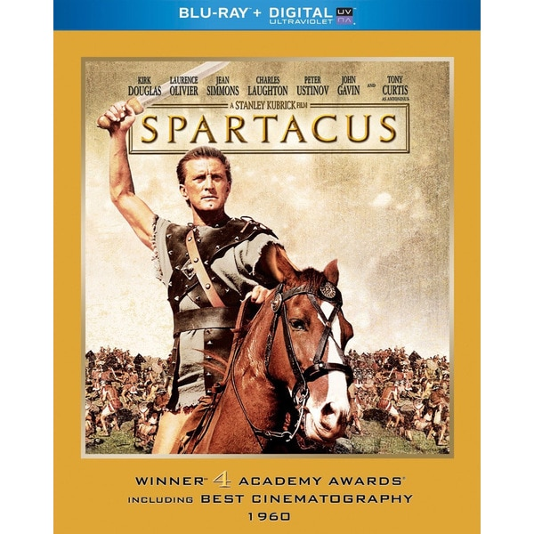 Spartacus (Special Edition) (Blu-ray Disc) 12124032