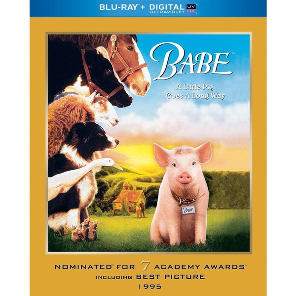 Babe (Special Edition) (Blu-ray Disc) 12124039