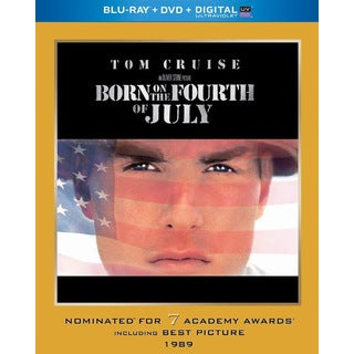 Born On the Fourth of July (Special Edition) (Blu-ray/DVD)