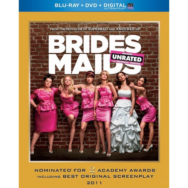 Bridesmaids (Special Edition) (Blu-ray/DVD) 12124048