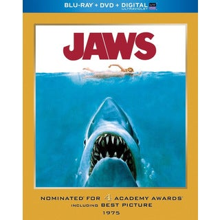 Jaws (Special Edition) (Blu-ray/DVD)