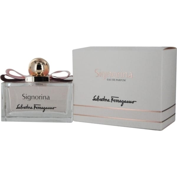 Salvatore Ferragamo 'Signorina' Women's 3.4-ounce Eau de Parfum Spray