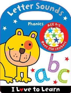 I Love to Learn Phonics Letter Sounds (Paperback)