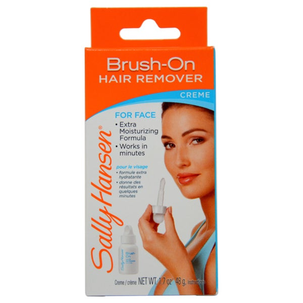 Sally Hansen Brush-On 1.7-ounce Facial Hair Remover Creme 12125169