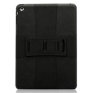 Gearonic Ultra Silm Shockproof TPU Case with Stand for iPad 5 Air