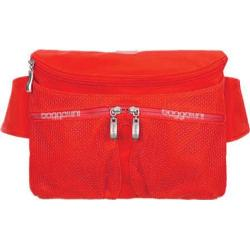 Women's baggallini HUS803 Hustle Hip Pack Crimson