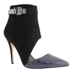 Women's BCBGeneration Odin Blue Night Leather/Black Suede