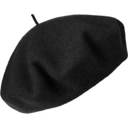 Women's Betmar French Beret Black