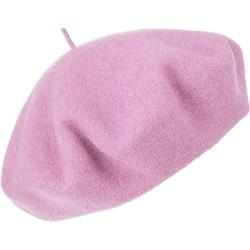 Women's Betmar French Beret Pink