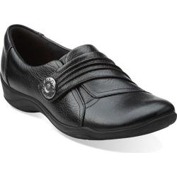 Women's Clarks Kessa Alcove Black Leather