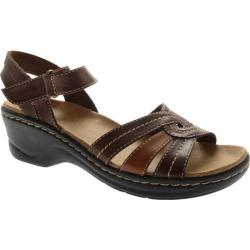 Women's Clarks Lexi Cricket Brown Leather