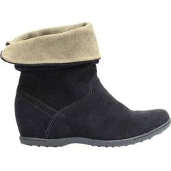 Women's Cougar Fifi 2 Black/Putty Silky Suede