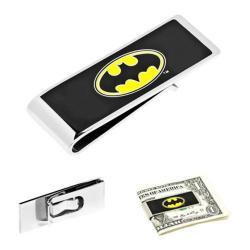 Men's Cufflinks Inc Batman Money Clip Black
