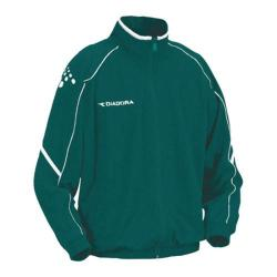 Boys' Diadora Squadra Jacket Forest