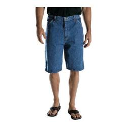 Men's Dickies 11in Relaxed Fit Carpenter Short Stone Wash Blue