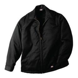 Men's Dickies Hip Length Twill Jacket Black