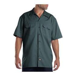 Men's Dickies Short Sleeve Work Shirt Lincoln Green