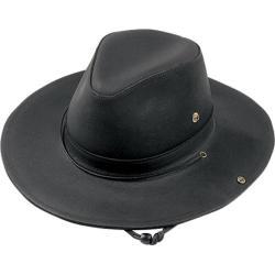 Henschel 0334 Black Dakota Cowhide
