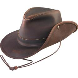 Henschel 0334 Brown Oiled Cowhide