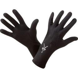 Ibex Conductive Merino Liner Glove Black