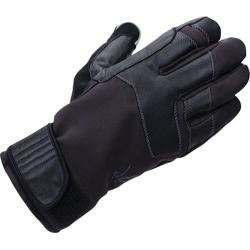 Men's Ibex Side Mountain Glove Black Coffee